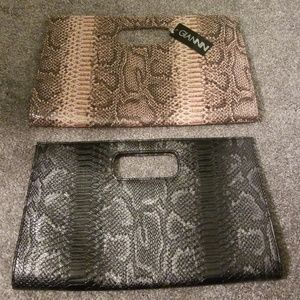2 new clutches